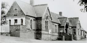 Newtown Railway Station Building