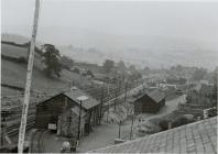 Newtown Railway Station, Aberystwyth line