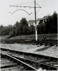 Overhead Cable on Newtown Railway