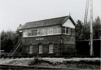 Newtown Railway Signal Box Building