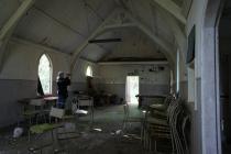 Eglwys Zinc Upper Corris