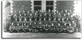 Y Gwarchodlu Cartref, Dyffryn Corris 1944/45