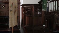 Machynlleth church