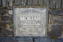 Capel Moriah Corris Uchaf