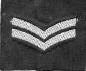 RAF Coporal tapes