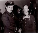 RAF Ray medal Ireland 1982