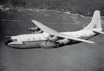 RAF Short Belfast aircraft