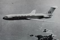 RAF Vc 10 aircraft