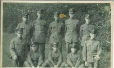 Yr Awyrlu Brenhinol 1920au Frank Johnstone Jr