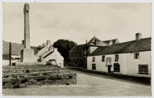 War Memorial and Town Hall, Llantwit Major