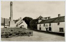 War Memorial and Town Hall, Llantwit Major