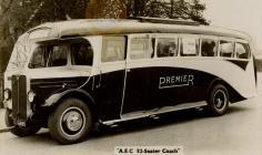 AEC 32-Seater Coach