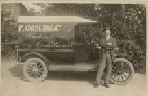 P. Gosling & Co. Wholesale Confectioners