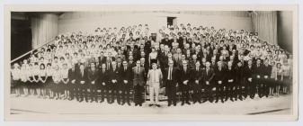 Eisteddfod Choir, Barry, 1968