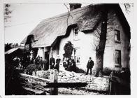 The Ship Hotel, 1885