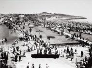 Barry Island Promenade and Beach