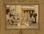 Cadoxton United F.C. Season 1895-1896