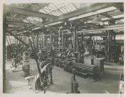 Bailey's Fitting Shop, Barry Docks