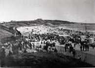 Sandy Beach, Barry Island