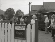 A steam fair at Corris, on 2nd July 2006,...