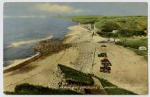 The Beach and Coastline, Llantwit Major