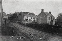 College Terrace, Llantwit Major.