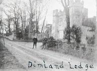 Dimland Lodge, Llantwit Major.