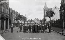 Court Road, Barry.