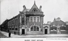 Barry Post Office.