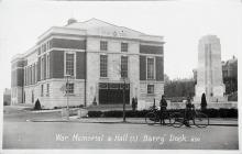 War Memorial & Hall (5) Barry Dock.