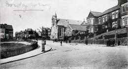 Porthkerry Road, Barry.