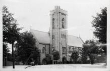 All Saints Church, Barry.