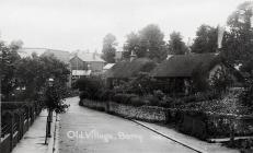 The old village of Barry.