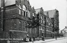 Hannah Street Schools, Cadoxton.