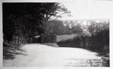 The Drive & Viaduct, Porthkerry, Barry.