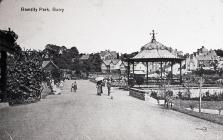 Romilly Park, Barry.