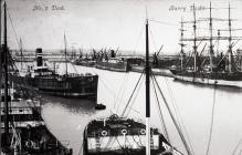 No. 2 Dock, Barry Docks.