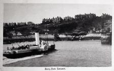 Barry Dock Entrance.
