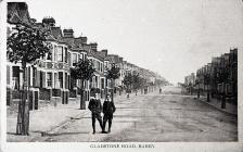 Gladstone Road, Barry.