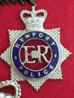 Newport County Borough Police