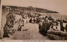 Barry Island Postcard from 1948
