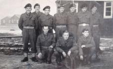 National service Bryn Thomas 1952