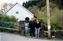 Annibynwyr chapel, Ceinws Esgairgeiliog