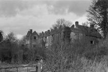 Van Mansion, Caerphilly, 1977
