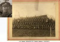 Flanders Belgium 1917