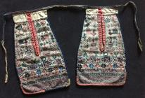 Tie-on pockets c.1790