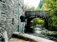 Capel y Methodistiaid Ceinws 2001