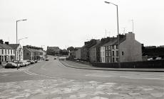 London Road Holyhead, 1981