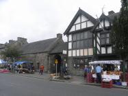 Owain Glyndŵr Parliament House Machynlleth 2007