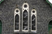 Pantperthog chapel window 2011